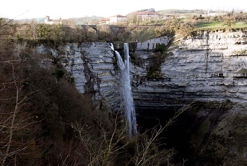 cascada Goiuri-Ondona