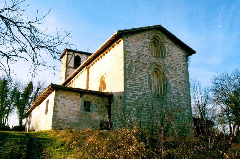 Iglesia de Oiardo