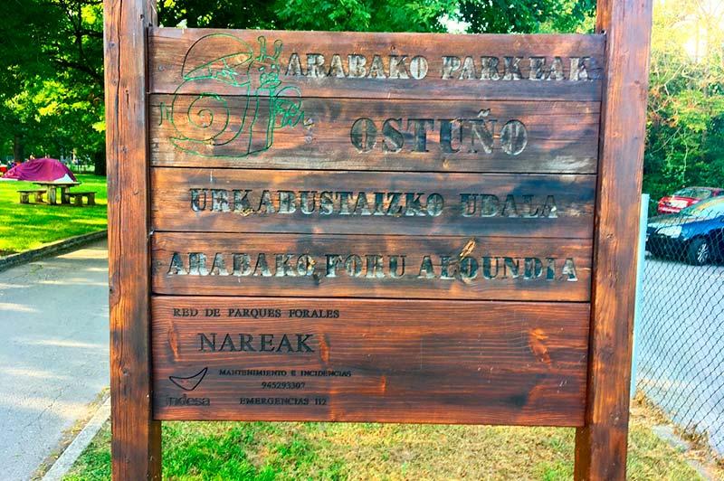 Parque de Ostuño