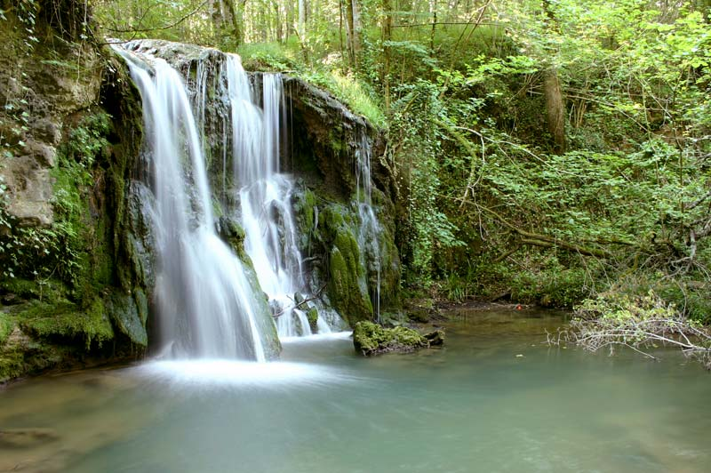 Río Altube por Urkabustaiz