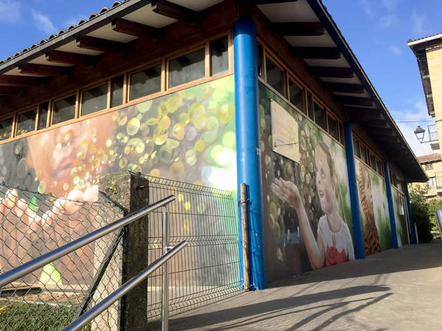 Haurreskola-Sorgingane de Urkabustaiz