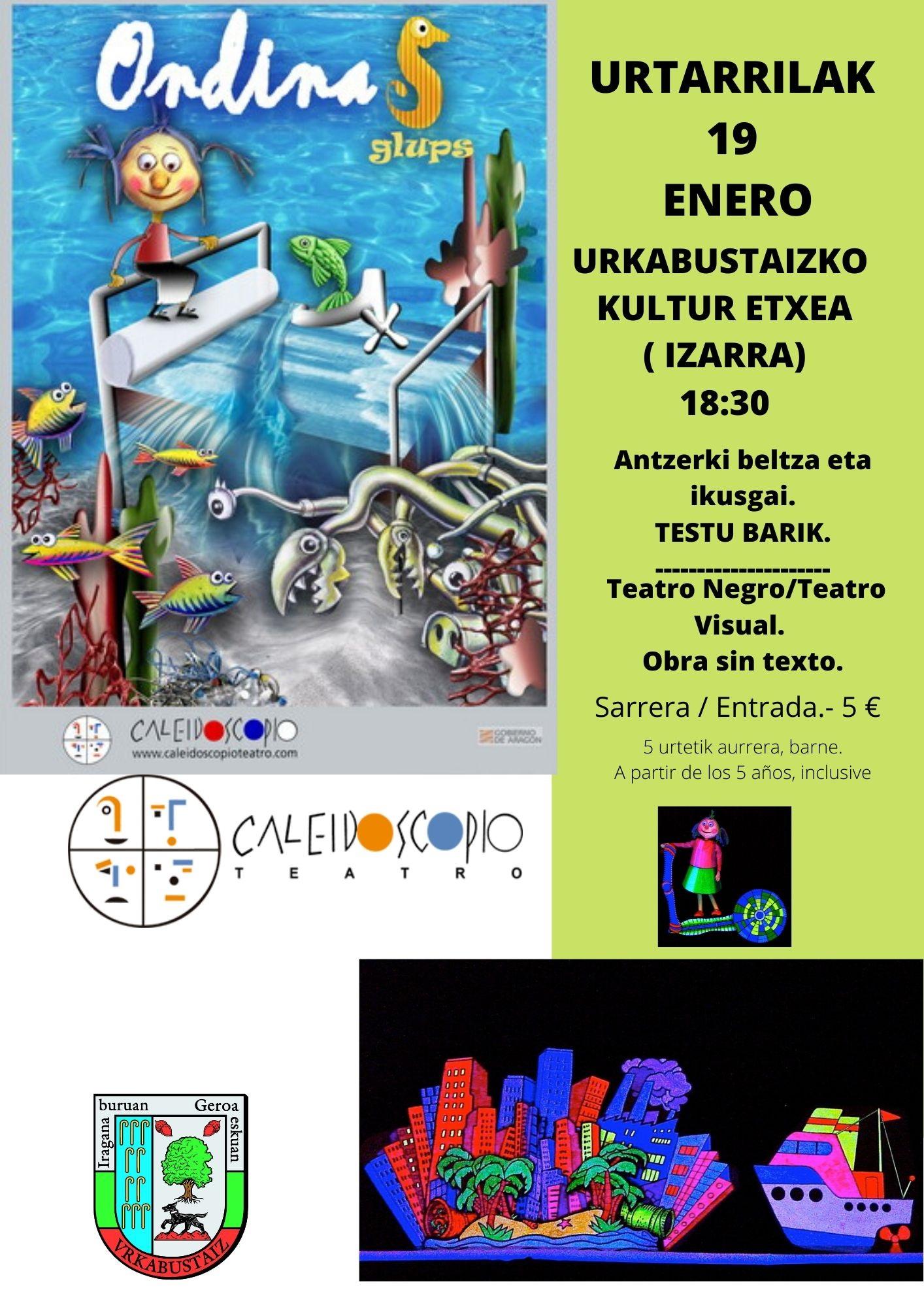 [:es]Teatro[:eu]Antzerkia[:] @ Urkabustaizko kultur etxea