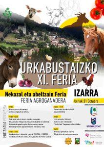 [:es]XI Feria agroganadera de Urkabustaiz[:]